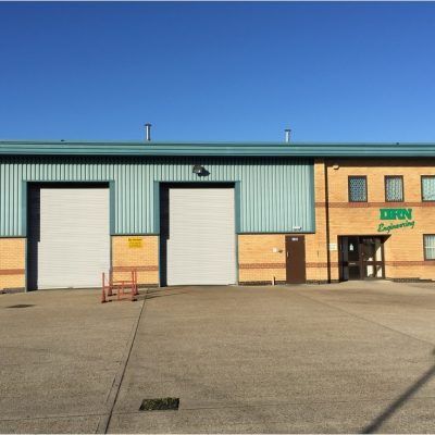Modern Industrial Unit 7000sq Feet 1997