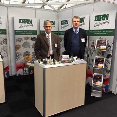 Exhibition Stand Farnborough